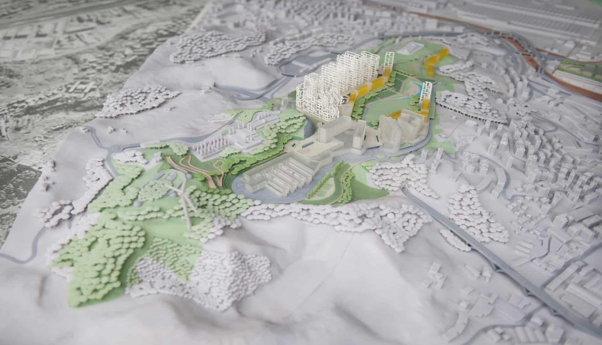 progetto parco Erzelli